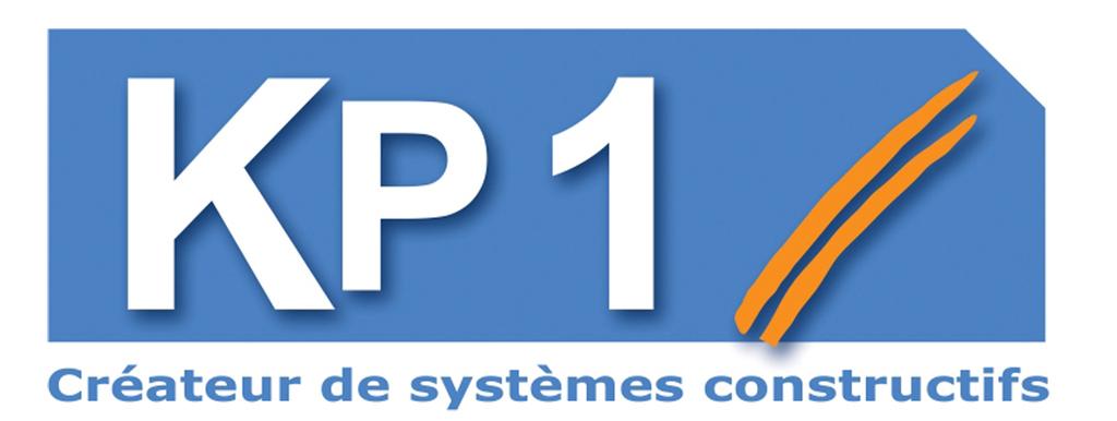 logo KP1 createurs de systemes constructifs